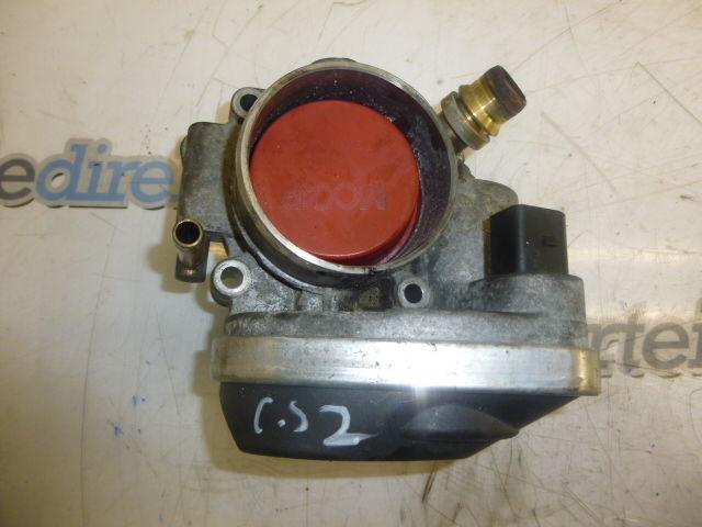 Drosselklappe Opel Astra H Signum Vectra C Zafira B 1,8 Z18XER 55353801