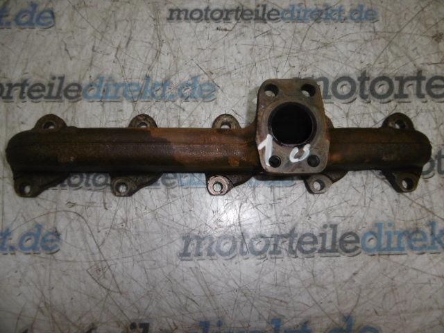 Abgaskrümmer Citroen Peugeot C3 C4 DS3 308 Partner 1,6 HDI 9H06 DV6DTED 725711