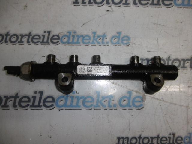 Rail-Rohr Citroen Peugeot C3 C4 DS3 308 Partner 1,6 HDI 9H06 DV6DTED 9685297580