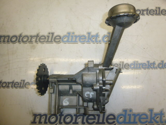 Ölpumpe Renault Kangoo 1,5 dCi K9K808 8200307174