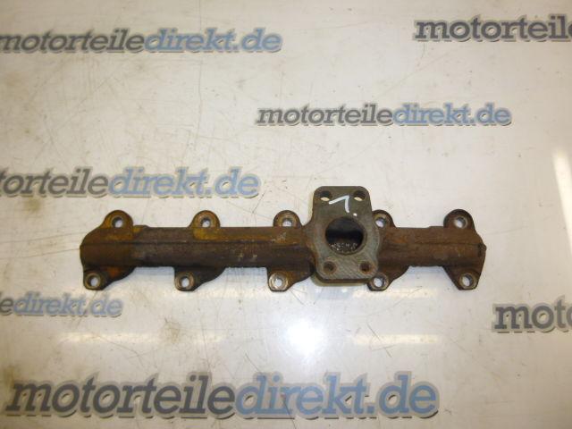 Abgaskrümmer Citroen Peugeot Nemo AA Bipper Tepee 1,4 HDi 8HS DV4TED 397723