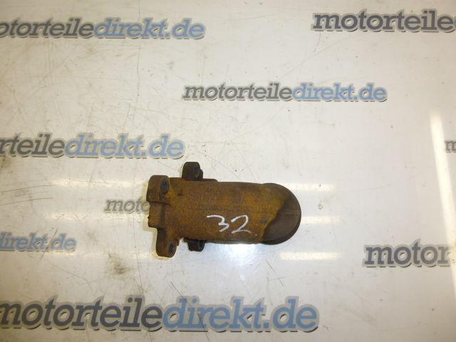 Abgaskrümmer Citroen Peugeot Nemo AA Bipper Tepee 1,4 HDi 8HS DV4TED 2