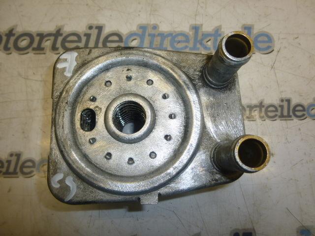 Ölkühler Audi Seat A4 B8 A5 8T A6 C6 Q5 8R Exeo 3R 2,0 TDI CAH CAHA