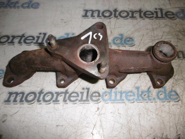 Abgaskrümmer Renault Clio II Kangoo Thalia I 1,5 dCi K9K702 102022407