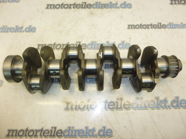 Crankshaft Ford Mondeo IV BA7 1,8 TDCi QYBA 125 PS