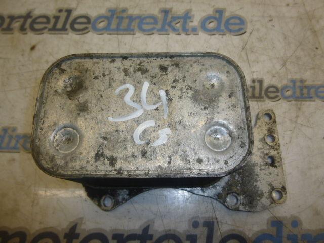 Ölkühler Audi VW A6 4F C6 Phaeton 3D V6 3,0 BMK 059117021H DE45931