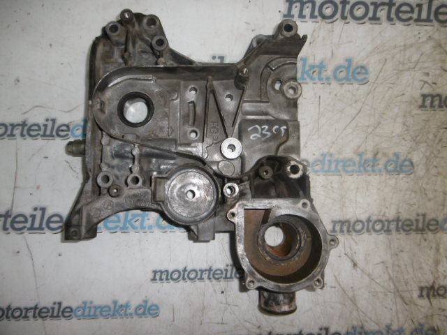 Ölpumpe Opel Astra G H Meriva Vectra Zafira B 1,6 16V Benzin Z16XEP 24405894