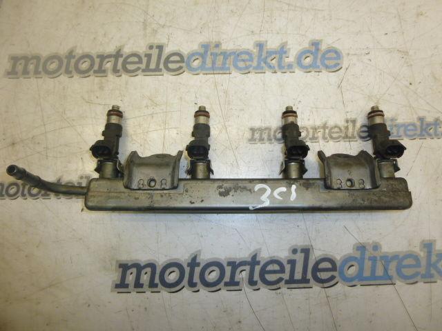 Rail iniettori Nissan Micra III 3 K12 1,2 16V Benzin CR12DE 0280158013