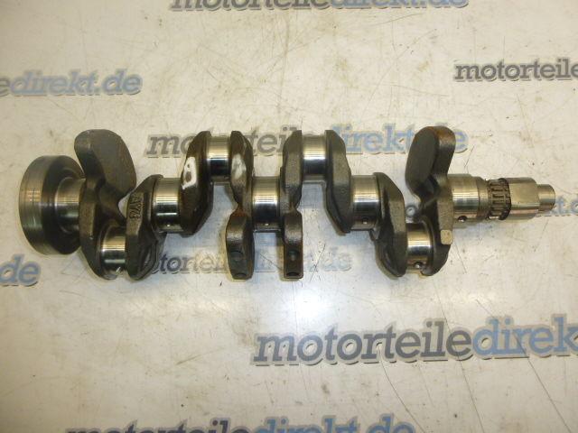 Kurbelwelle für Nissan Micra III 3 K12 1,2 16V Benzin CR12DE