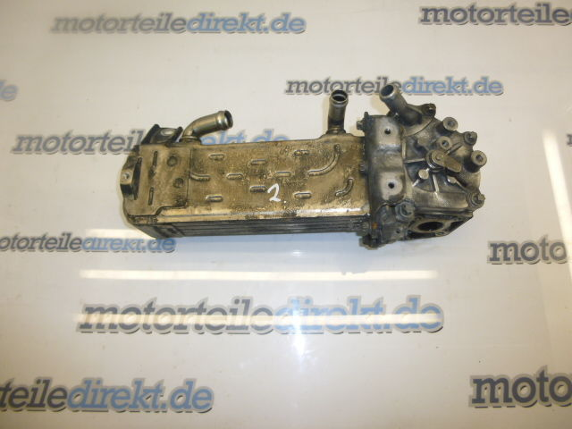 Abgaskühler Mercedes Benz SLK R172 250 2,2 CDI 651.980 A6511400502