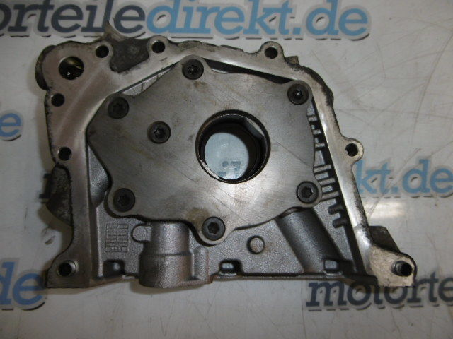 Ölpumpe Ford Mazda Fiesta Fusion 2 DY 1,25 16V FUJA 98-MM6604-B1A