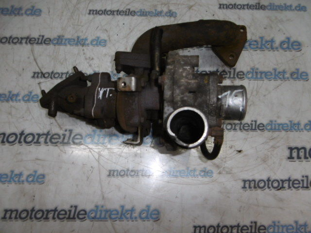 Zylinderkopf Opel Astra G CC Signum Vectra B C Zafira A F75 2,0 DTI 16V Y20DTH