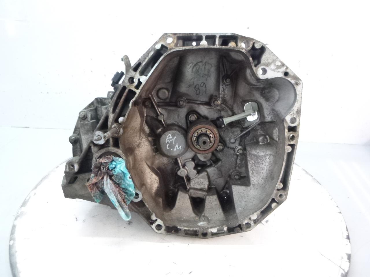 Getriebe Schaltgetriebe Renault Kangoo K9K K9K800 CEDJRGF 8200977061 DE249362