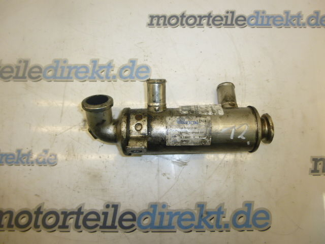 Abgaskühler Citroen Peugeot C2 C3 Xsara 206 307 1,4 HDI 8HX DV4TD 9651902380