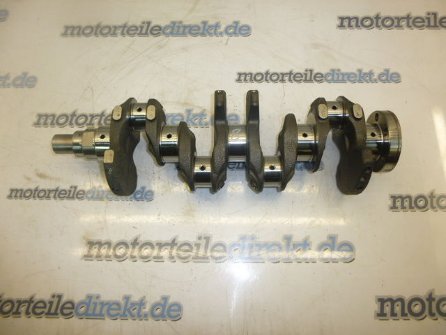 Crankshaft Mazda 2 DE 1,3 ZJ-VE 75 - 86 PS