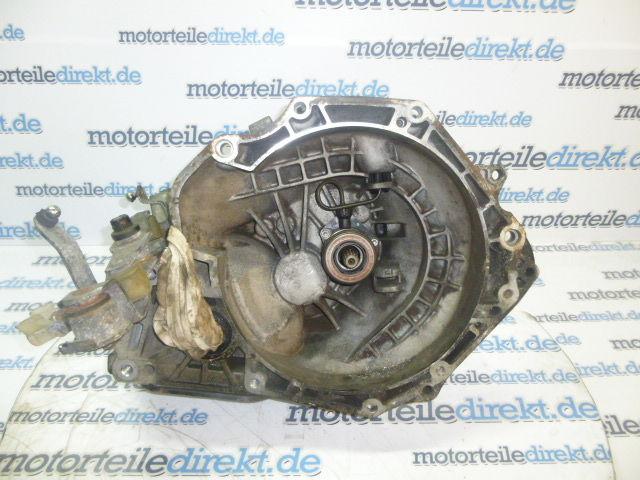 Caja de cambios F13 C394 caja de cambios Opel Corsa C 1,2 16V Z12 Z12XE 90400209