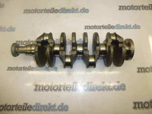 Crankshaft Citroen Peugeot Berlingo 5008 508 SW 1,6 HDi 9HR DV6C 9H05