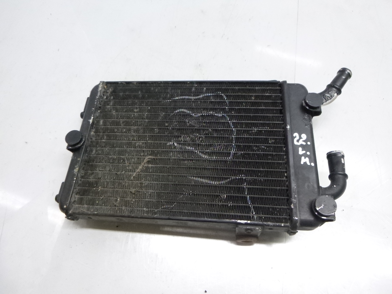 Wasser Kühler Audi A6 S6 4F 5,2 Benzin quattro BXA 4F0121212G DE251691
