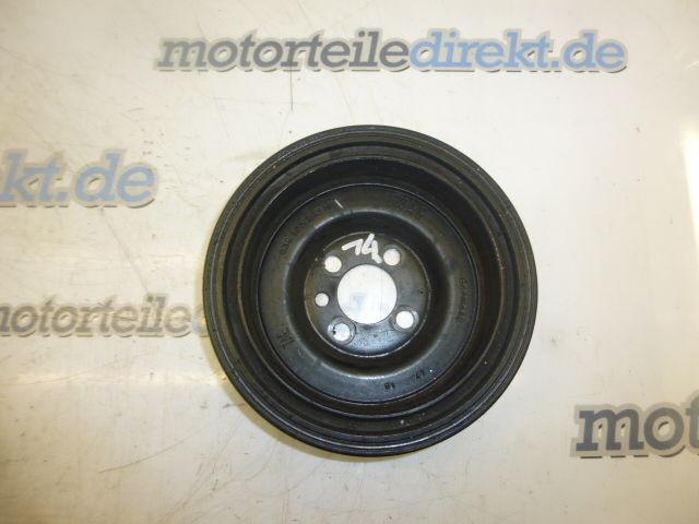 Riemenscheibe Audi Seat Skoda VW Fabia Touran 1,6 TDI CAY CAYA 038105243M