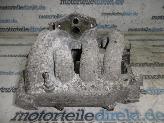 Ansaugbrücke Opel Astra G Combo Meriva 1,6 Z16SE 25345354