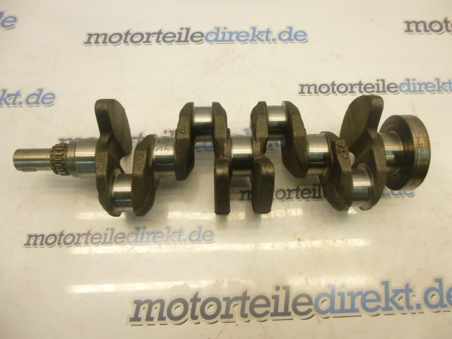 Crankshaft Welle Nissan Micra III K12 1,2 16V CR12DE