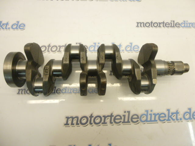 Crankshaft Nissan Micra 3 K12 1,2 16V CR12DE