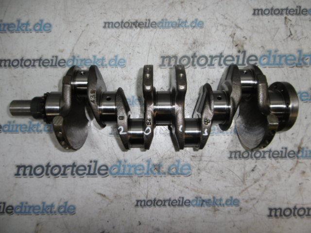 Kurbelwelle Ford C-Max DM2 Focus II DA Mondeo IV BA7 2,0 TDCi G6DA QXBA