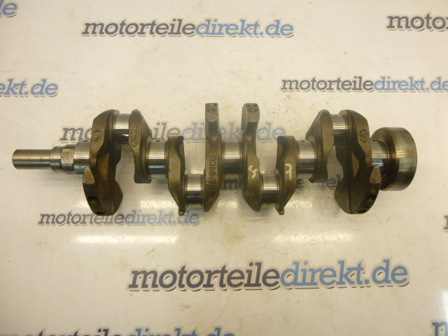 Crankshaft Ford Fiesta Van 6 VI 82 PS 1,25 SNJA