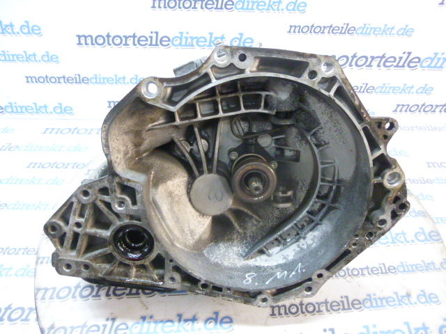 Caja de cambios manual Opel Corsa C 1,0 Gasolina Z10XEP 55355489 F13 C394