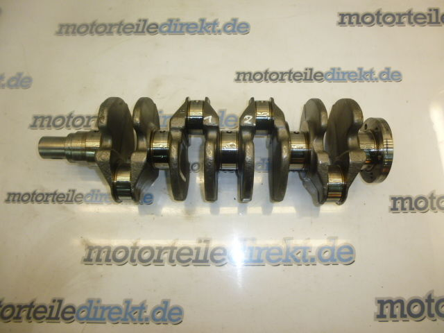 Crankshaft Citroen Peugeot Berlingo C4 C5 508 1,6 HDi 9HR DV6C 9H05