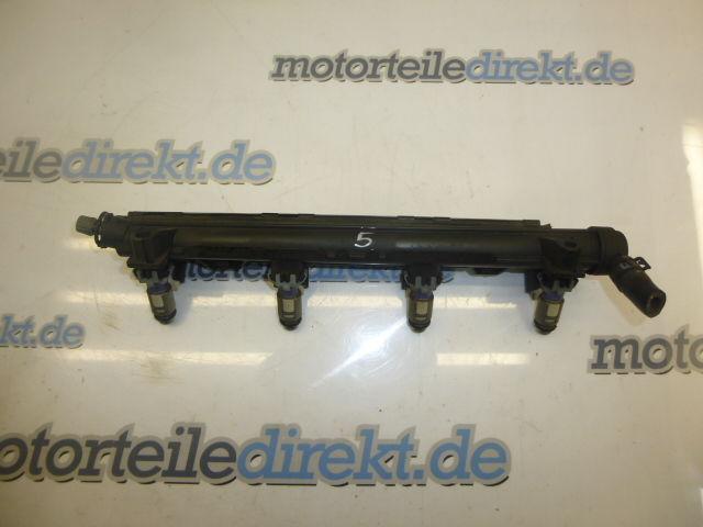 Einspritzleiste Skoda Seat Altea XL Cordoba Toledo Fabia 1,4 BXW 036133320C