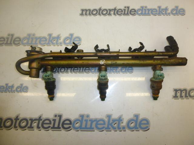 Rail iniettori Kraftstoffverteiler Porsche Boxster 986 2,7 M96.23 0280160616