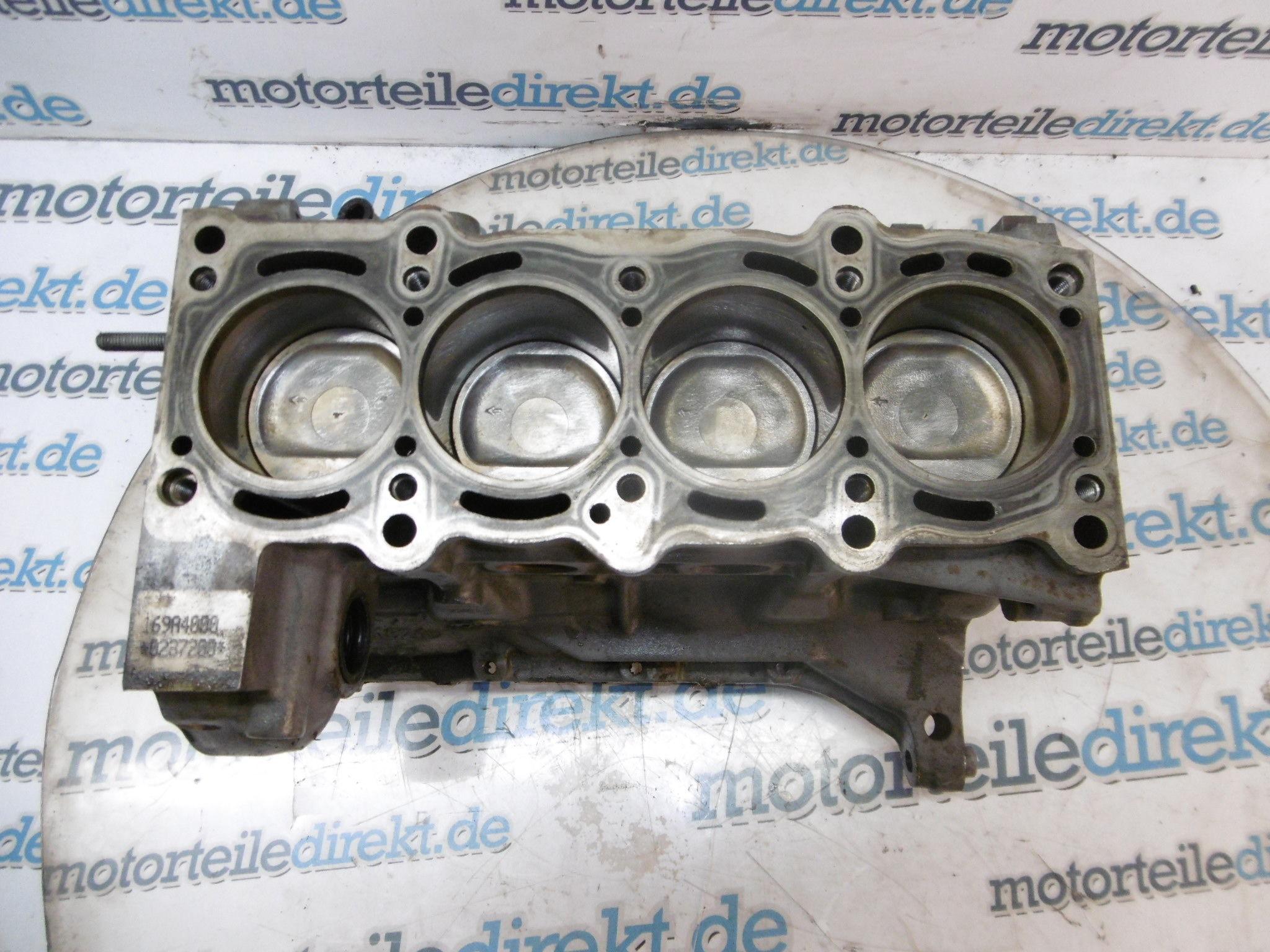 Bloc-moteur Vilebrequin Piston Bielle Punto Fiat Lancia Ypsilon 1,2 169A4000