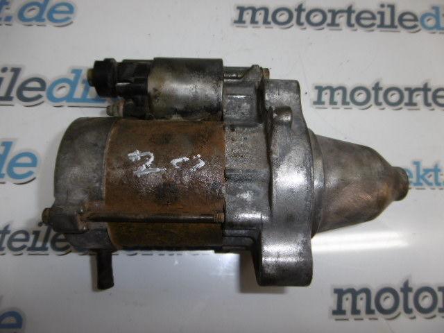 Motor de arranque Honda Jazz II GD 1,3 L13A1