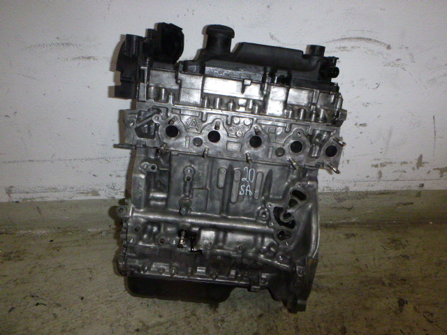Motor Citroen Peugeot 1007 206 207 WA 307 C2 C3 1,4 HDI 8HZ DV4TD DE222586
