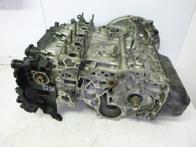 Motor Citroen Peugeot 1007 206 207 WA 307 C2 C3 1,4 HDI 8HZ DV4TD DE223737