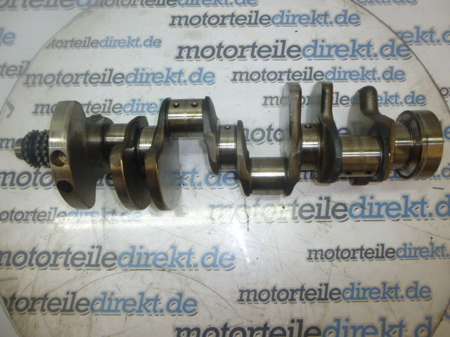 Kurbelwelle Mercedes Benz M-Klasse W163 4,3 V8 Benzin 113.942
