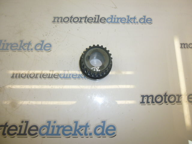 Kurbelwellenrad Opel Astra H GTC Combo Corsa C Meriva 1,7 CDTI 74 KW Z17DTH
