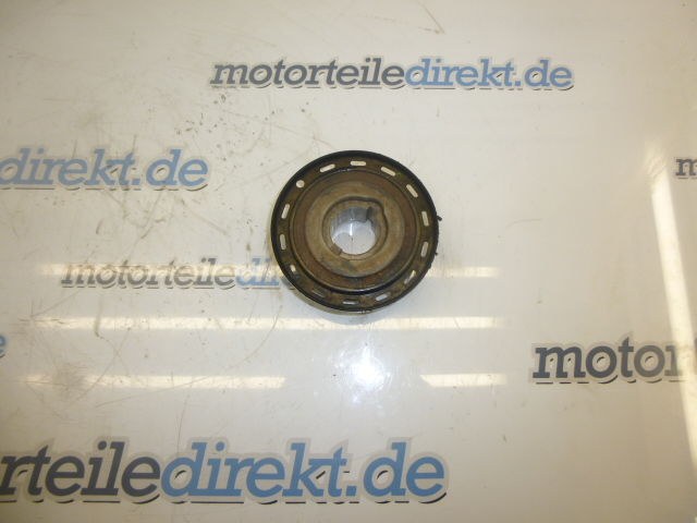 Roue de vilebrequin Ford C-Max DM2 Focus II 1,6 TDCi HHDA 9656584580