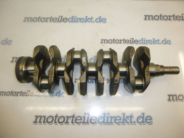 Crankshaft Ford Focus DA DN DF 1,6 16V 74 KW FYDB