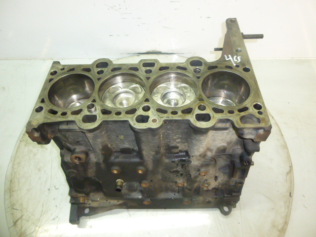 Motorblock Kurbelwelle Kolben Pleuel Rover MG ZT-T 75 RJ 2,0 204D2 M47R CDTi