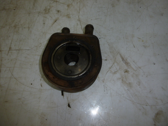 Ölkühler Renault Grand Scenic 2 II 1,9 dCi D F9Q812 DE96285