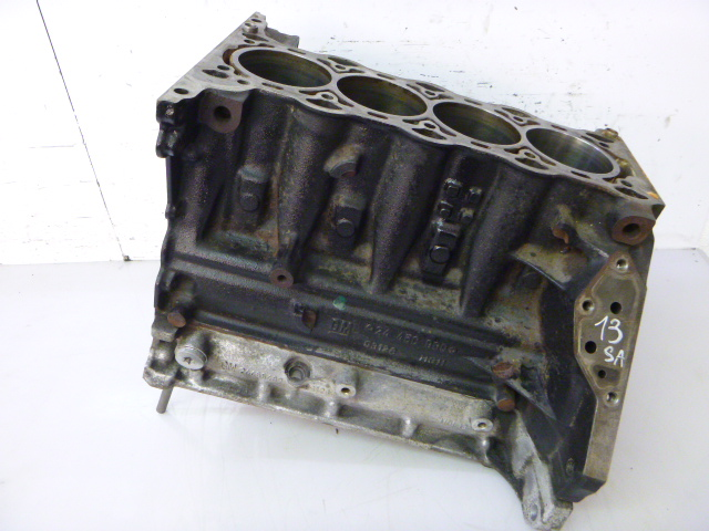 Motorblock Block Opel Suzuki Agila A Astra H Corsa Wagon R 1,2 Z12XEP DE249672