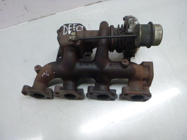 Turbolader Defekt Ford Transit FD FM FA 2,0 DI ABFA DE262377