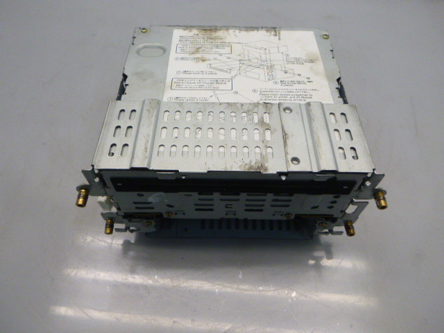 Radio Mazda RX-8 SE 1,3 Benzin 13B 13B-MSP 03H1B89234 14789562 DE280429