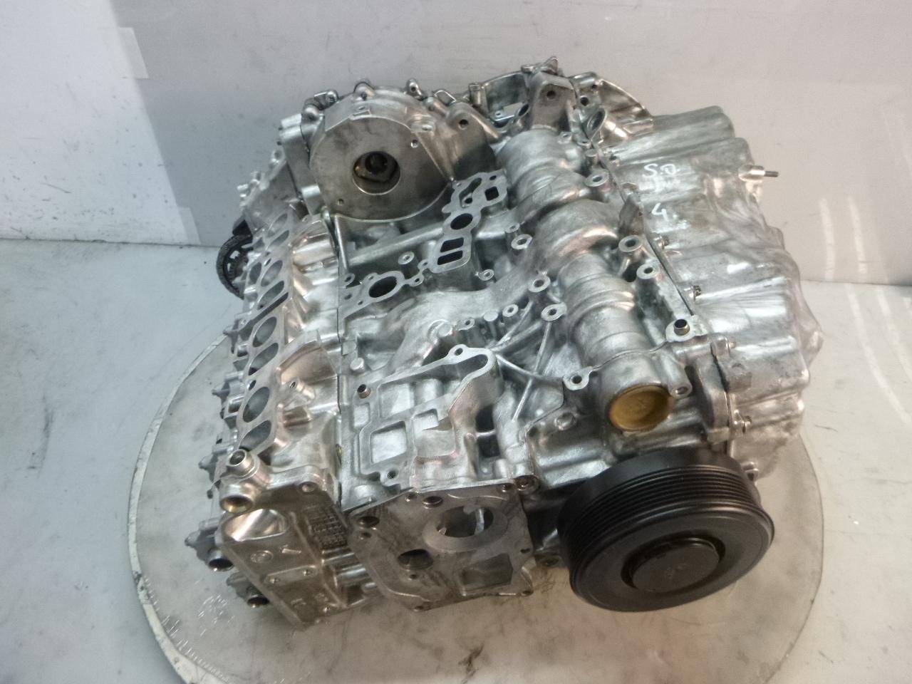 Motor BMW 5er F10 520 d 2,0 B47D20A DE294166
