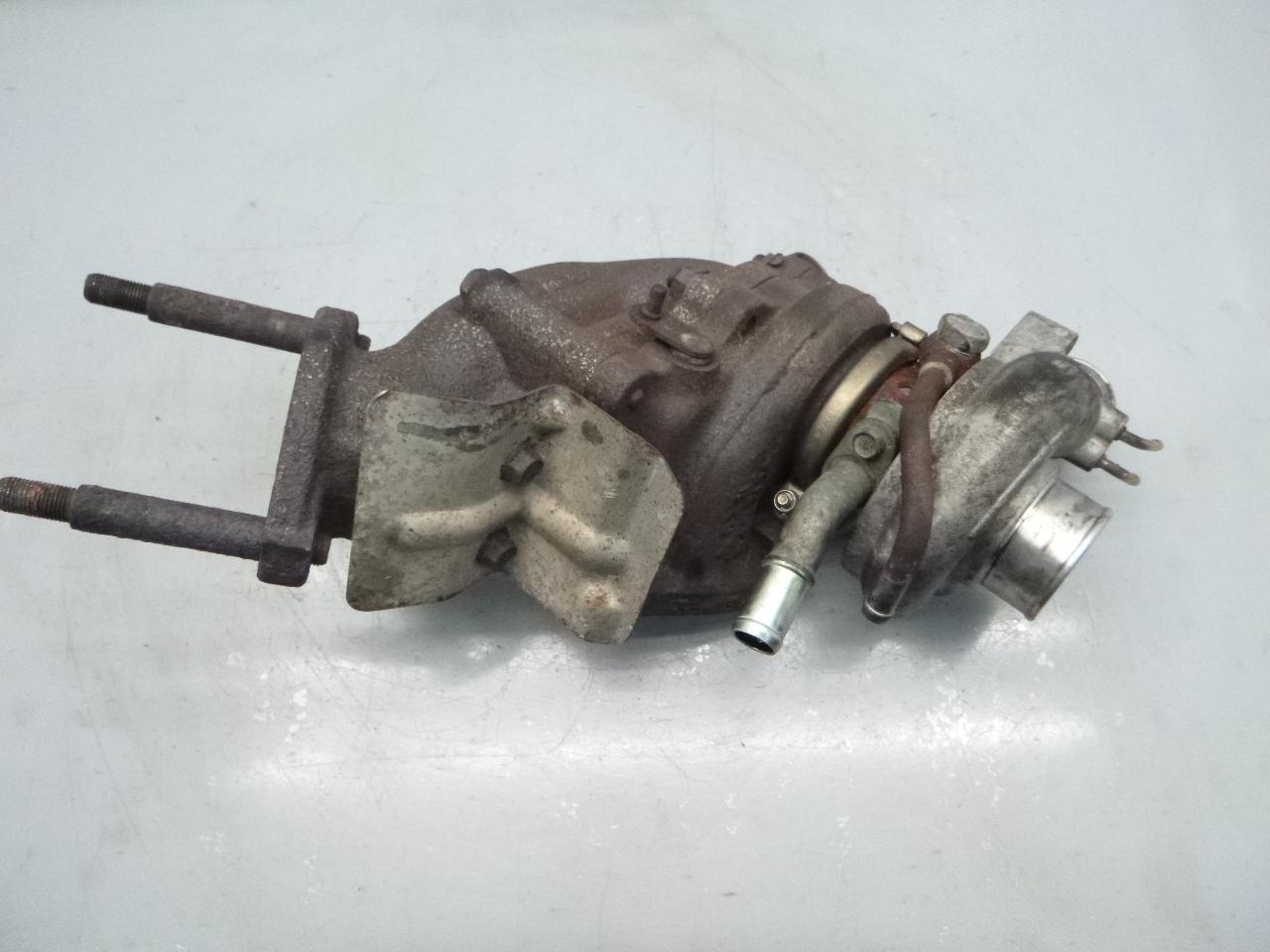 Turbolader Mitsubishi L200 2,5 TDi 4D56 T DE295039