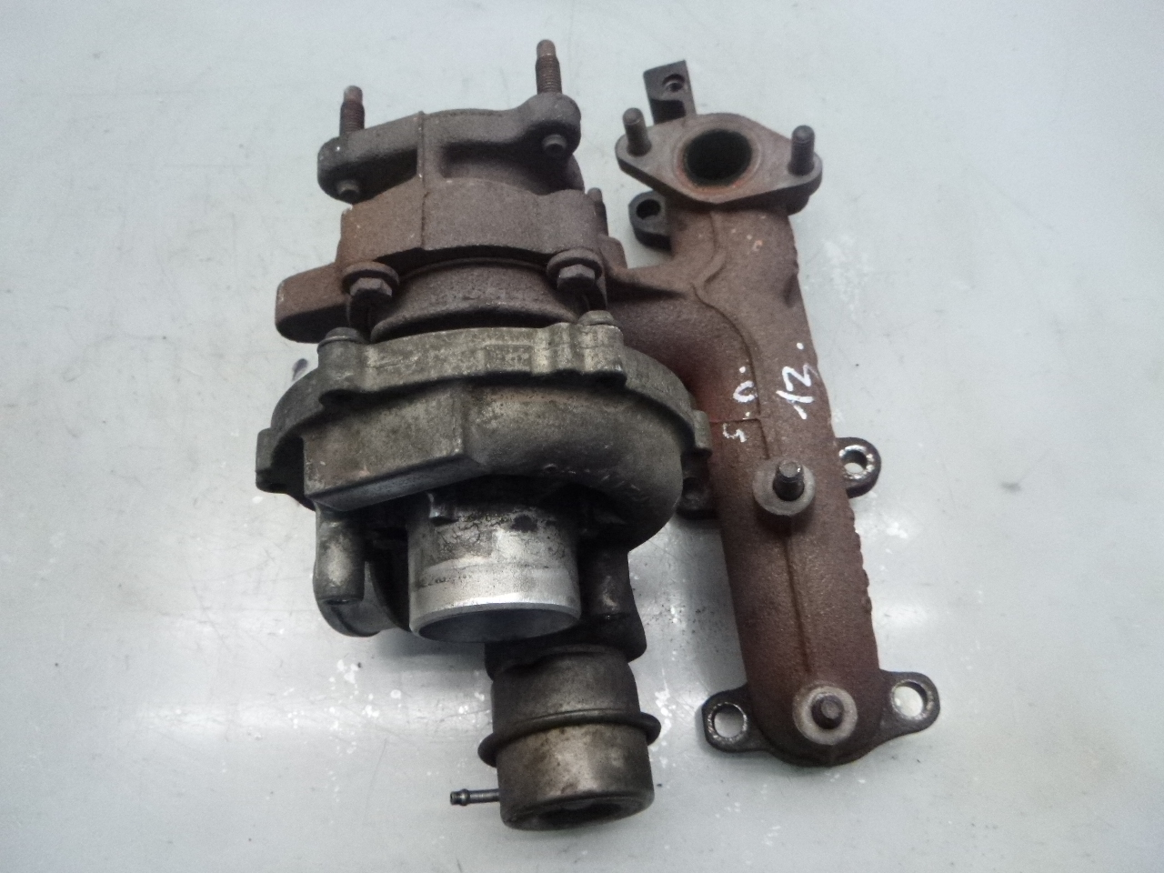 Turbolader Audi A2 1,4 TDI BHC 045253019F DE294969