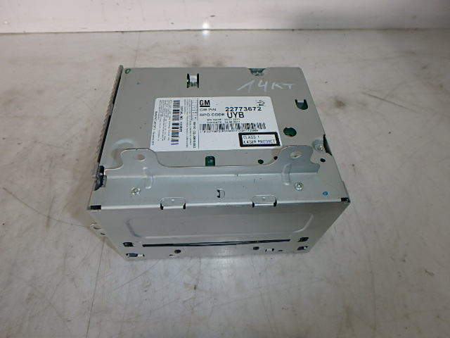 Radio Chevrolet Cruze 2,0 CDI 163 CV Z20D1 22773672 con CD DE171896