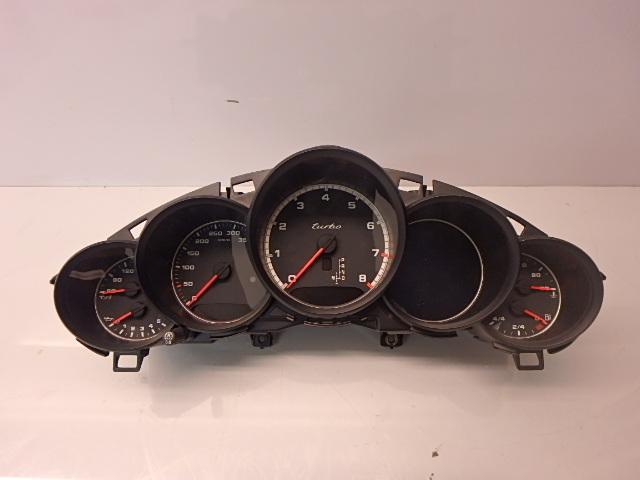 Tacho Tachometer Porsche Panamera 970 Turbo 4,8 M48.70 97064112404